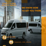 Corporate Ride Shuttle Services